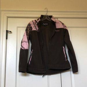 Rocky Jackets & Coats - Pink and Brown Camo jacket
